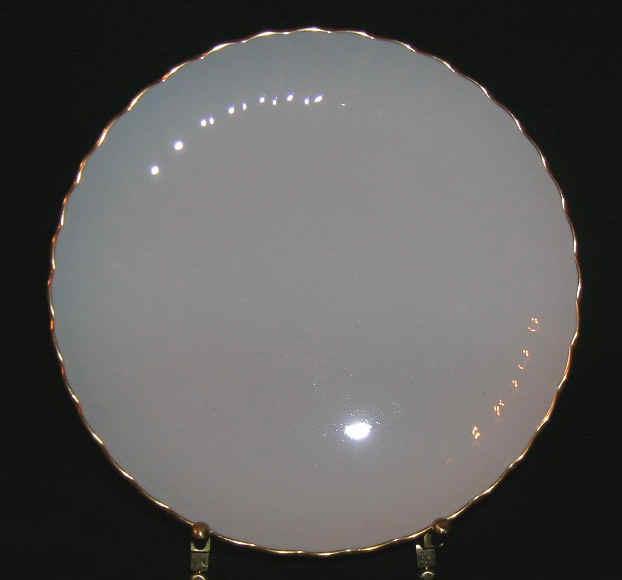 SYRACUSE Silhouette CHINA DEBONAIR Bread Butter Plate