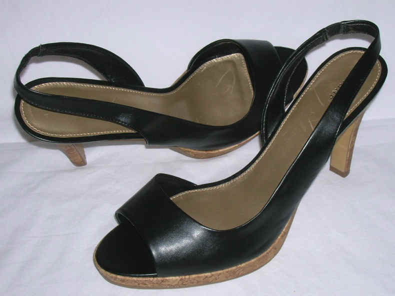 BLACK SIZE 13 PLATFORM HIGH HEEL NEW WOMENS SHOES