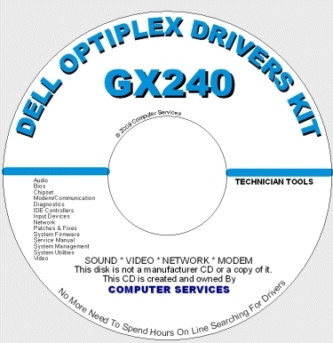 dell optiplex gx240 manual pdf