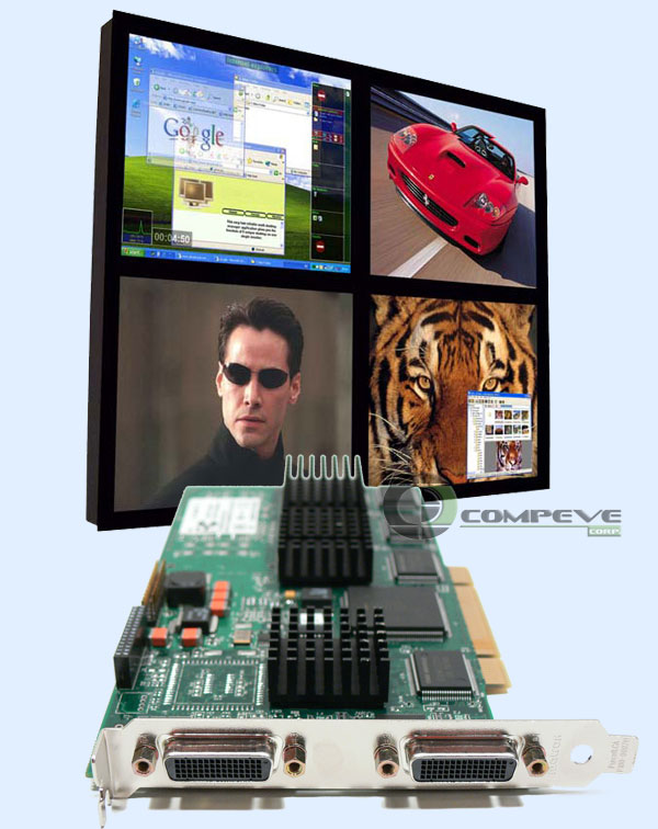 Matrox g200 mms graphics card