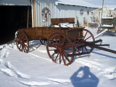 tamit1 : Antique Horse Drawn Hand Forged Wagon LynchPin Axles