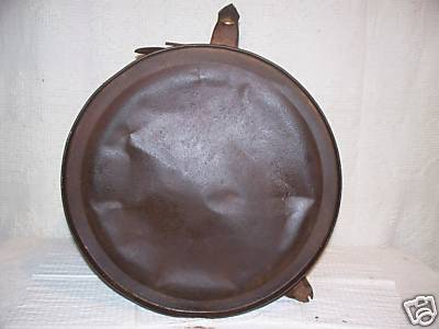 Tamit1 Antique Restorable Gas Oil Advertising Rocker Can