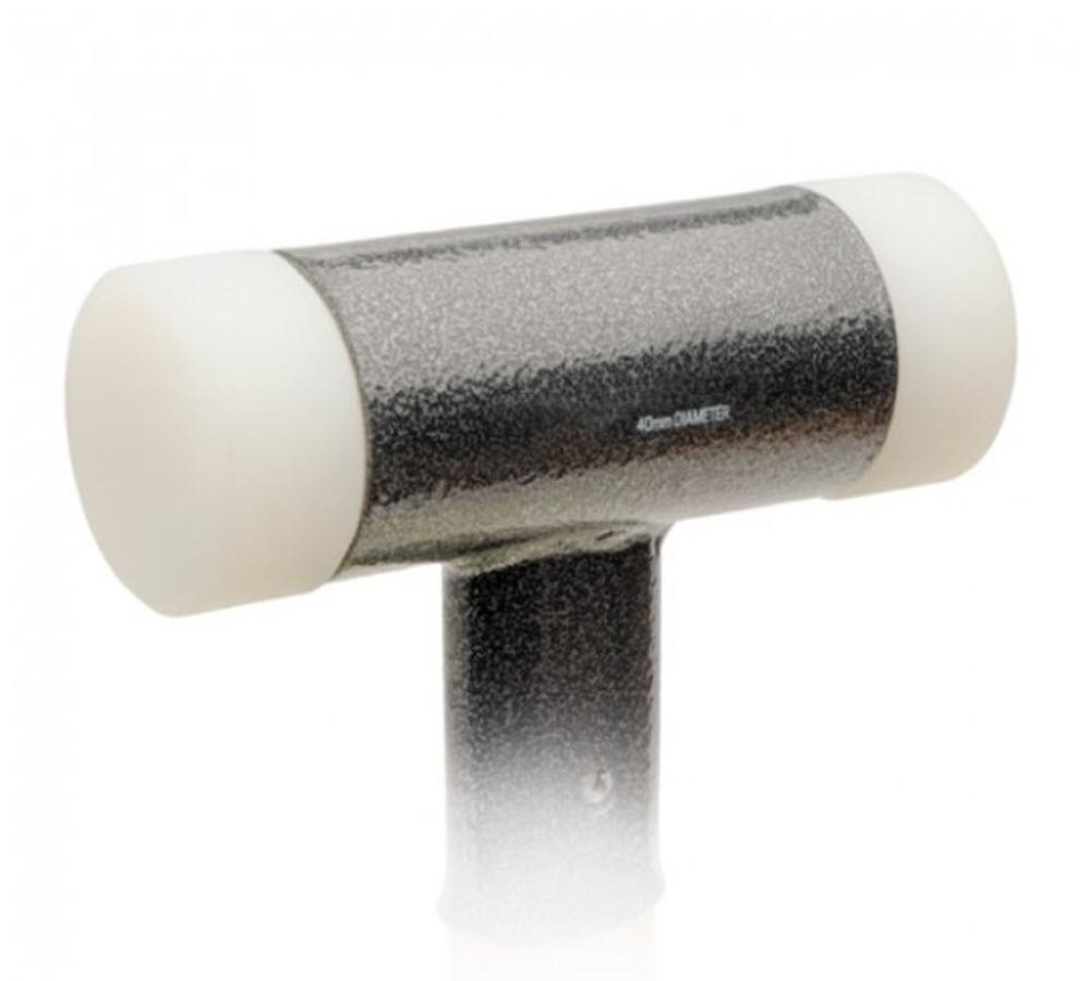 Premium Dead Blow Hammer With Nylon Faces Hickory Handle 1 Dia Ebay Молотки без отскока silverline 456895 rückschlagfreier hammer 454 g 4.56 € ~ 404.36 ₽. ebay