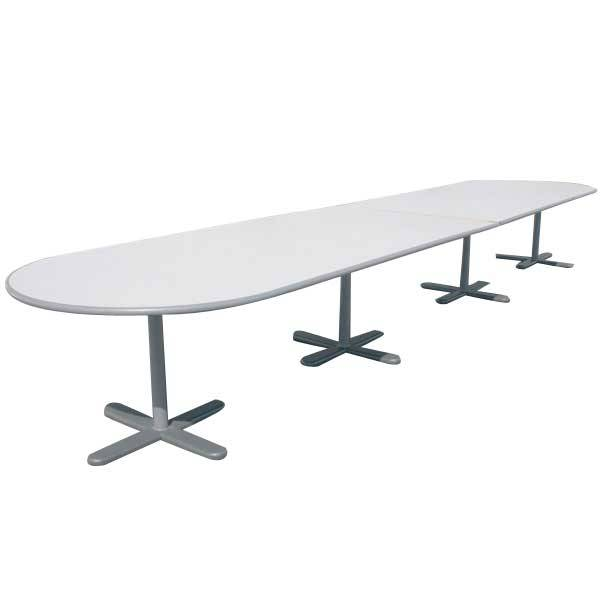 Metro Retro Furniture Ft Steel Case Vecta Large Modular - Ebay conference table