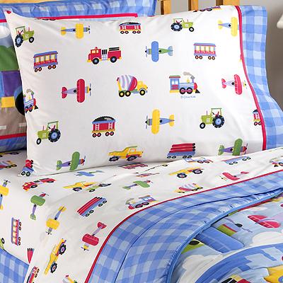 Great Bedding New Trains Toddler Kids Boy Queen Bedroom