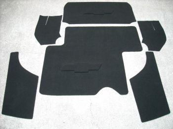 Monte Carlo Ss Carpet Full Trunk Floor Mat Kit New Ebay