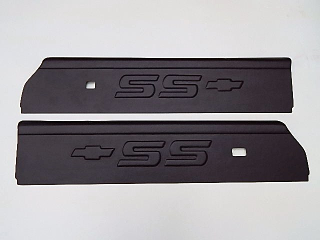 SOLD Monte Carlo SS door panel kit custom maroon