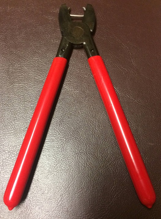 Hog Ring Pliers Heavy Duty Upholstery Installation
