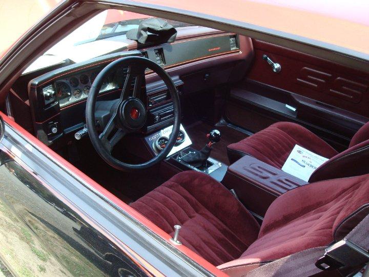 Monte Carlo Ss Interior Mega Combo Door Panels Upholstery