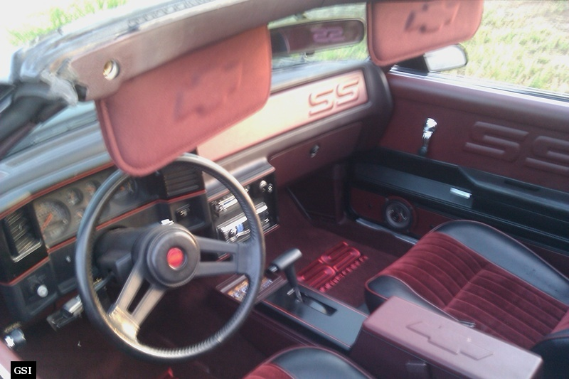 Chevy Ss Interior >> Monte Carlo SS Interior Mega Combo Door Panels Upholstery Custom 1983-1988, GSI Interiors