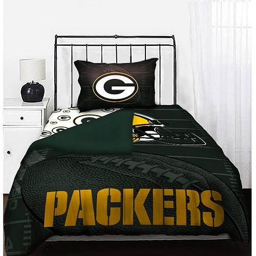 shopdotbags nfl green bay packers kids teens bedding set