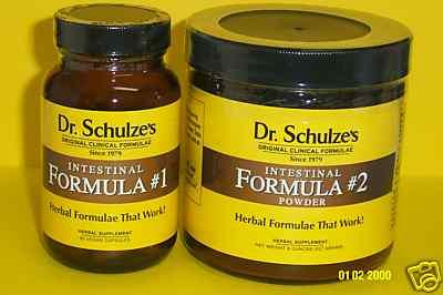 Dr schulze bowel cleanse