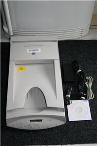 HP Scanjet C7710a Scanner With C7716A Sheet Feeder