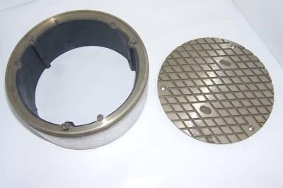Mansfield Material Handling Prostore Zurn Cleanout Drain
