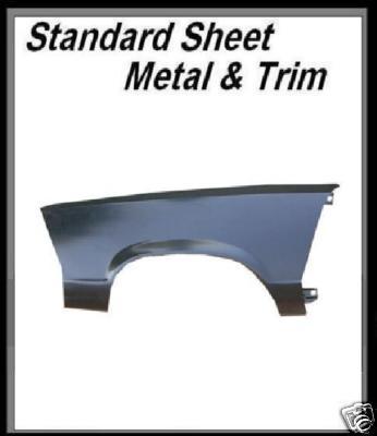 standardsheetmetal fender lh malibu 78 79 80 81. Black Bedroom Furniture Sets. Home Design Ideas