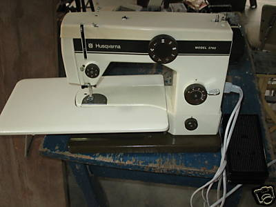 From A Long Time Ago 2u Vintage Husqvarna Sewing