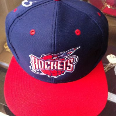 video games depot : houston rockets snapback hat vintage
