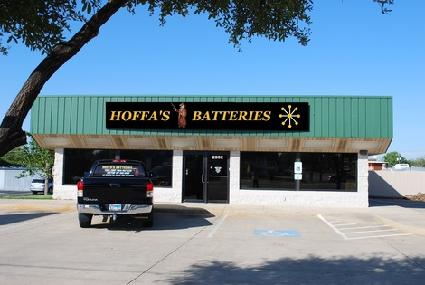 Welcome To HOFFAS BATTERIES If You Have Any Questions About This Item Please Call John Toll Free At 1-866-964-6332
