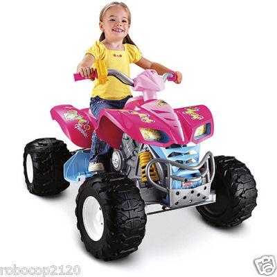 Crazed Liquidation Fisher Price Power Wheels Girls