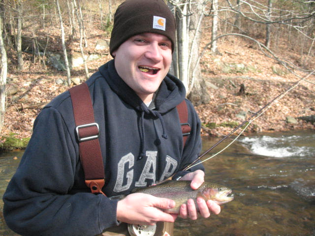 On The Water Fly Fishing School - 1 Person