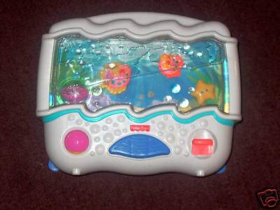 Spiritlync Resellables Fisher Price Ocean Wonders