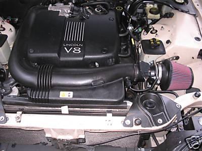 Autospeedstore Com 2000 2002 Lincoln Ls Asmi Air Intake