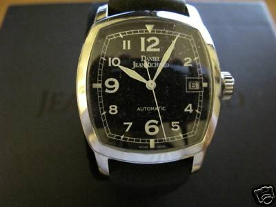 430139ed77c MinorPrice2007   Daniel JeanRichard TV Screen Automatic Watch