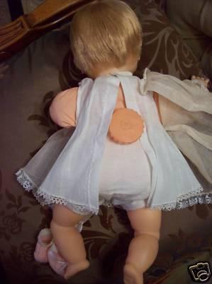 Tifa7 Tiny Thumbelina Doll Ideal 1960 S 14 Quot