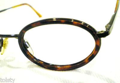Vintage Armani Glasses Frames : TOLSTY818 : VINTAGE GIORGIO ARMANI EYEGLASSES BRONZE BROWN ...