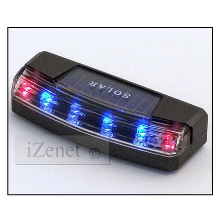 car alarm motion vibration light sensor flash led ebay. Black Bedroom Furniture Sets. Home Design Ideas