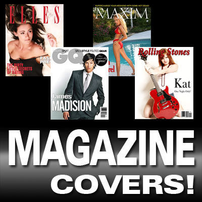 Create FREE and Fabulous Magazine Covers | PosterMyWall