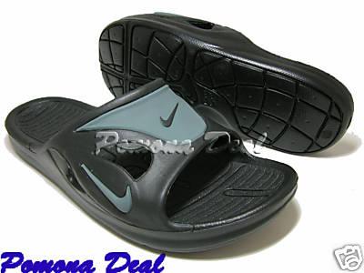new styles 8eea5 dbd35 shoemandoo11 : Nike First String Slide 315127 001 Black ...