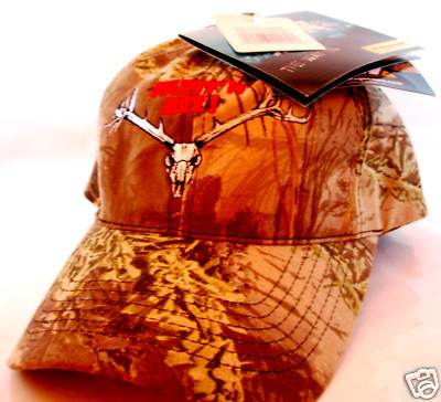 Deer Pattern Skull Cap