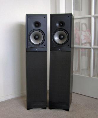 Infinity Floor Standing Speakers Rs4