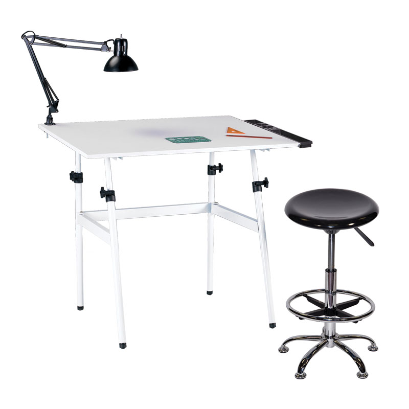 Fold Up Drafting Table Desk By Joe