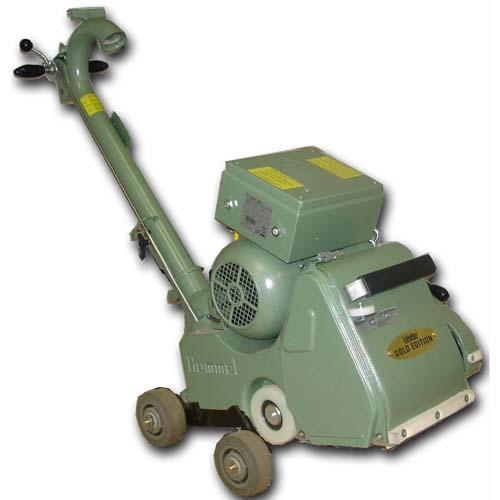 hummel sander machine