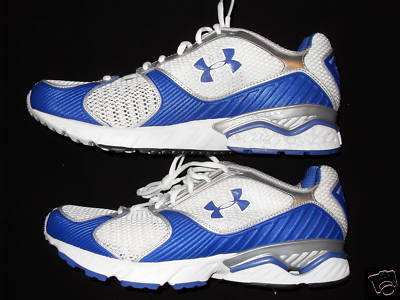 WOMEN S UNDER ARMOUR ILLUSION SHOES NWOB 8.5 running