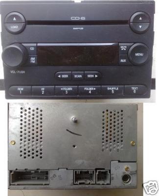 hcnetworksystems 2005 ford f150 oem radio mp3 player. Black Bedroom Furniture Sets. Home Design Ideas