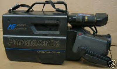 Fleamarketexxpress Panasonic Omnimovie Vhs Hq Camcorder