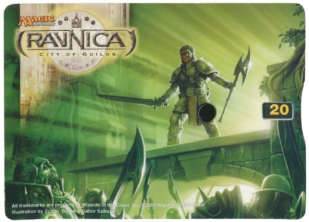 Magic: The Gathering Ravnica Life Counter