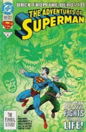 Adventures of Superman #500