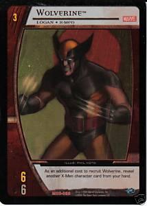 Wolverine Marvel Origins Vs. System
