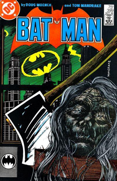 Batman #399