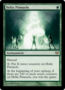 Helix Pinnacle Eventide Magic: The Gathering