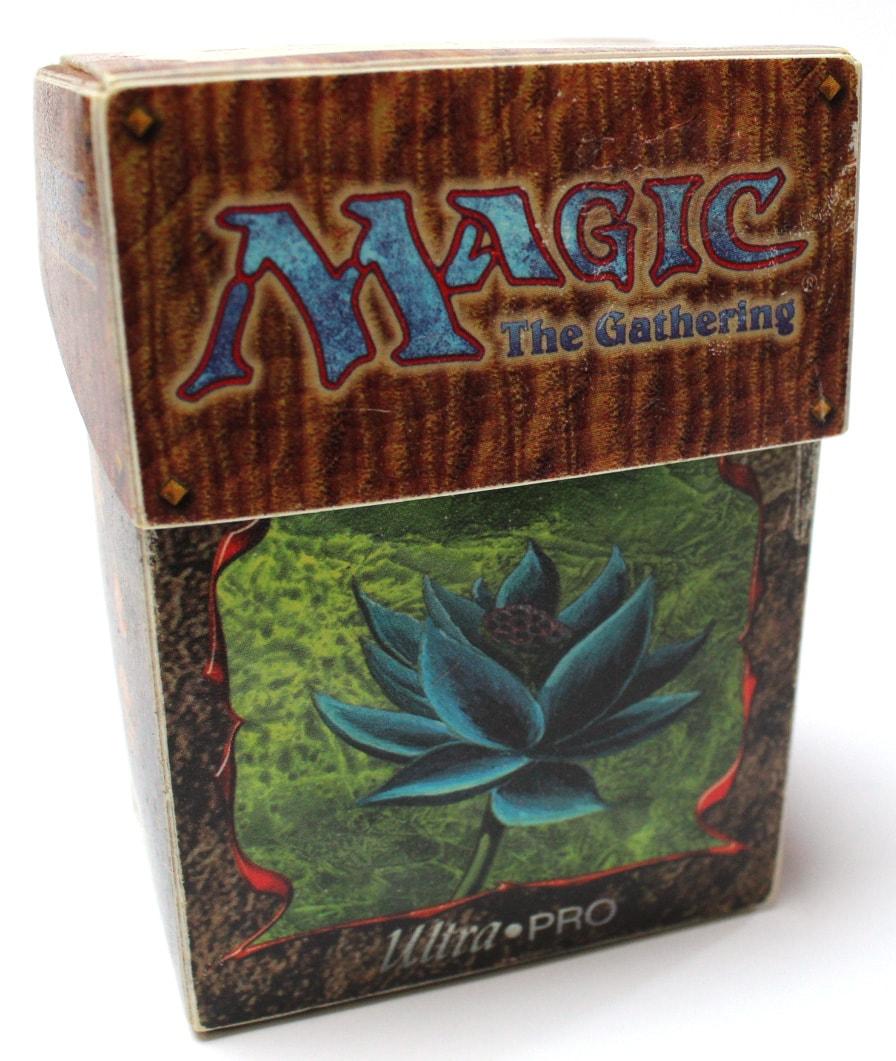 Magic: The Gathering Black Lotus Deck Box (Used)