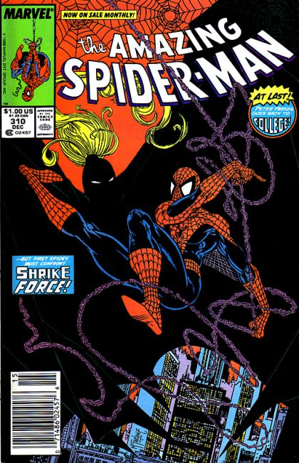 Amazing Spider-Man #310