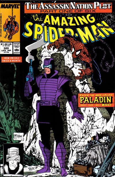 Amazing Spider-Man #320