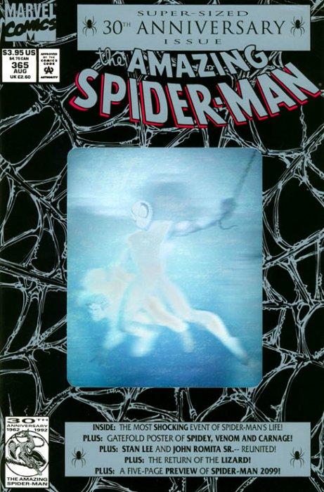 Amazing Spider-Man #365
