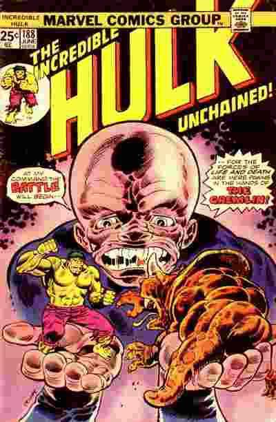 The Incredible Hulk #188