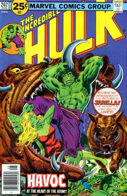 The Incredible Hulk #202